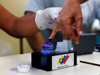 venezuela votacion 6d